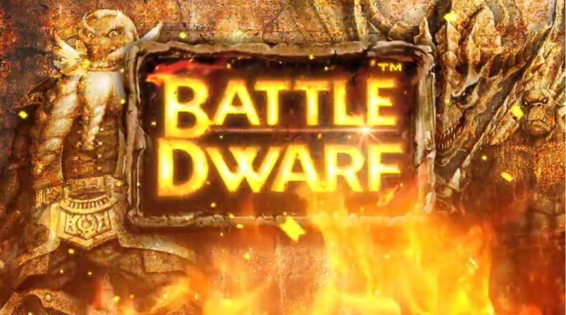 BATTLE DWARF紹介